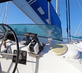 marine electronics installation by nmea certified technicians