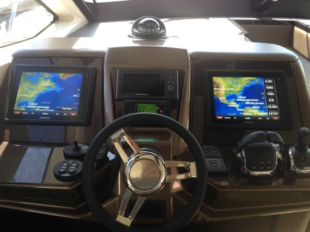 marquis 50 navigation system upgrade
