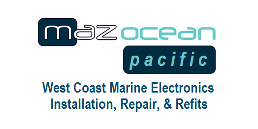 Maz Ocean Pacific | Marine Repair & Installation | West Coast Marine